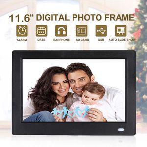 CADRE PHOTO NUMÉRIQUE Cadre pour photo numérique à écran haute définitio
