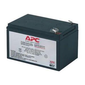 BATTERIE INFORMATIQUE APC Batterie RBC4 - 12 V DC - Scellées au plomb-ac