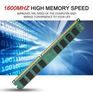 BOITIER PC  HENGL Mémoire haute qualité 240Pin DDR3 2GB 1600MH