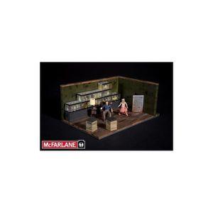 FIGURINE - PERSONNAGE Figurine Walking Dead Serie 1 - Gobernador Tank Ro