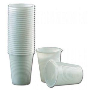 VERRE JETABLE Lot de 800 gobelets en plastique