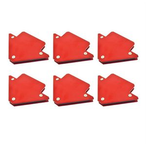 2x de soudure angle 125 mm Montage Magnétique Aimant Angle de soudage magnétique magnétique