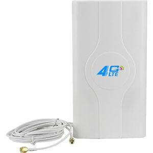 ANTENNE RATEAU Antenne puissante réseau 4G LTE MIMO - Gain 88dBi