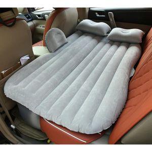 Beige Matelas gonflable voiture Voyager Camping Portable reposer en voiture y Compris la Pompe /à Air /électrique