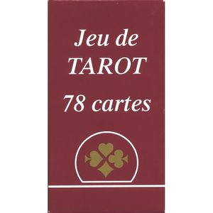 AFFICHE - POSTER Jeu de TAROT Gauloise - France Cartes