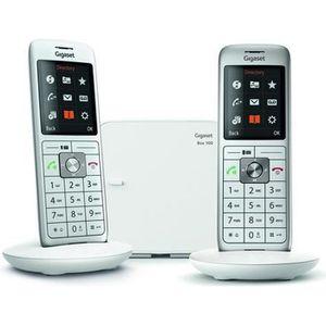 Téléphone fixe Gigaset CL660, Analog-DECT telephone, Combiné sans