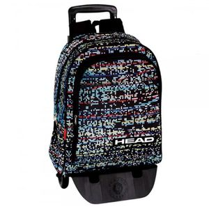CARTABLE Sac à dos à roulettes Head Digital 42 CM trolley H