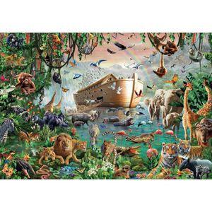 PUZZLE Puzzle 3000 pièces : L'arche de Noé aille Unique C
