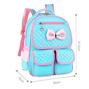 CARTABLE 41*30*14cm Mignon Cartable Fille Sac à Dos Princes