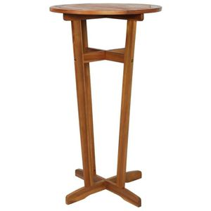 MANGE-DEBOUT Table de bar style contemporain Mange-Debout Bois