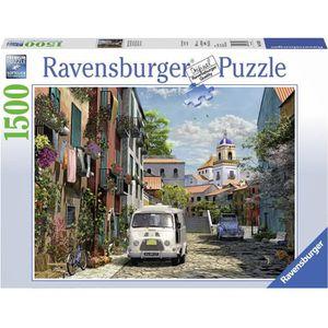 PUZZLE Puzzle 1500 pcs Sud France Idyllique