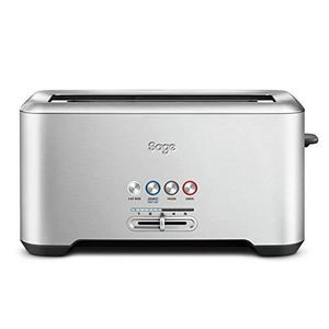 GRILLE-PAIN - TOASTER Sage Toaster The Bit More 4 Tranches