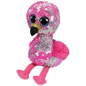 PELUCHE Ty - TY36437 - Flippables - Peluche à sequins Pink