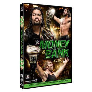 DVD SÉRIE WWE Money in the bank 2015 [DVD]