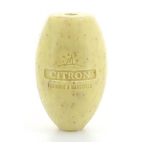 Recharge savon écolier rotatif - Citron Exfoliant 240g
