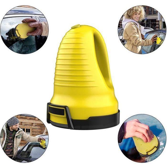 Grattoirs à Glace électriques Dégivreur de Neige avec Batterie de Pelle de déneigement Hiver Auto Fenêtre de Voiture Pare-Brise