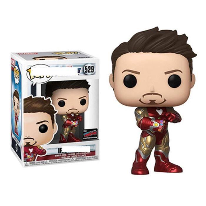 FIGURINE DE JEU - Figurine Funko Pop! - Avengers:Iron Man Infinity Gauntlet(Tony Stark) - cadeau jouet SJZ™