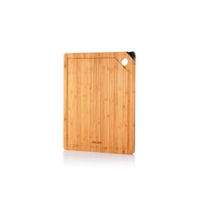 Planche à découper en bambou entière épaissie planche à découper en bois massif planche à découper
