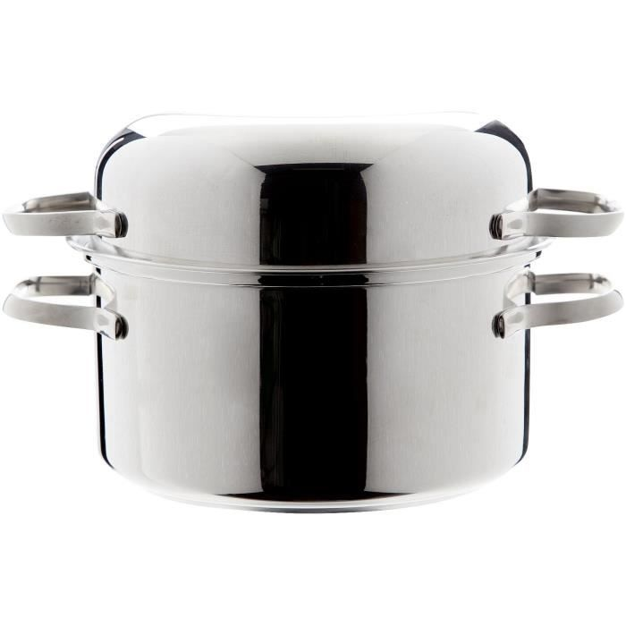 COSY & TRENDY Marmite a moule - D18cm Inox (18/10)