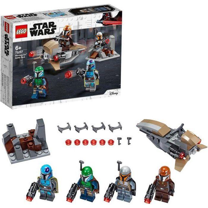 LEGO® Star Wars™ 75267 - Coffret de bataille Mandalorien™