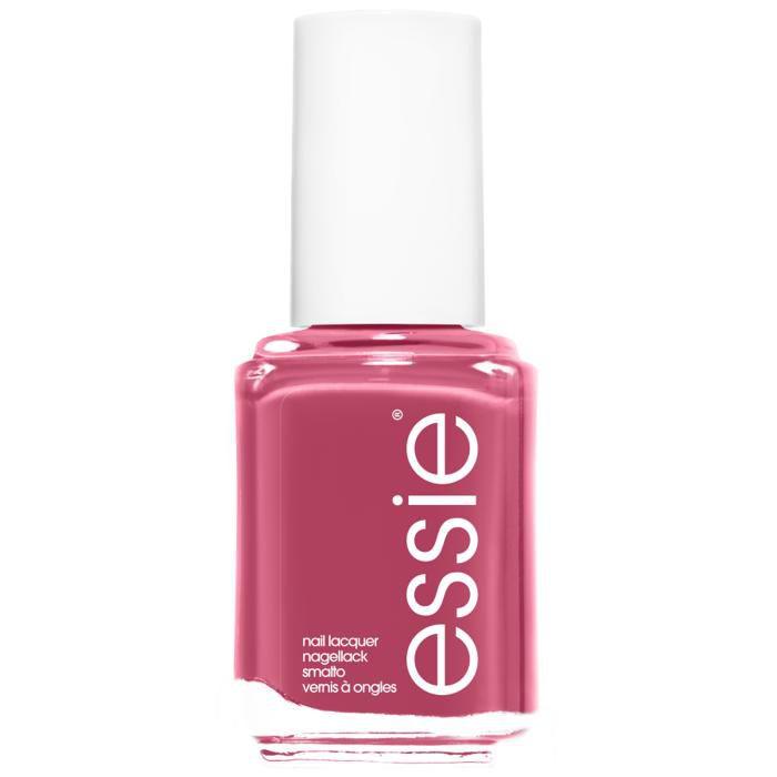 Essie Vernis à ongles 24 in stitches - Un bois-de-rose aux reflets bruns - 13,5 ml