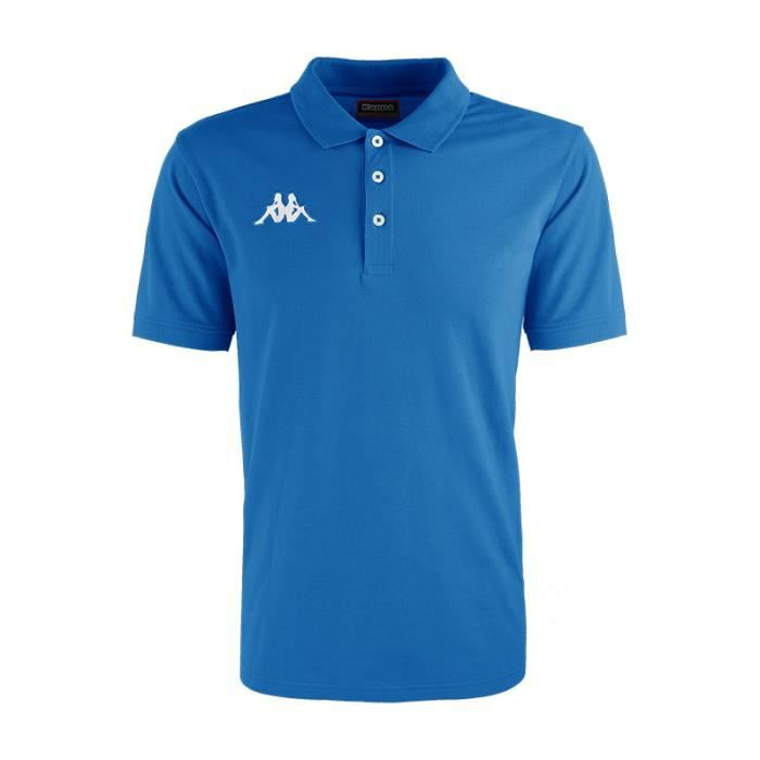 KAPPA - Polo Lifestyle Peglio Bleu L