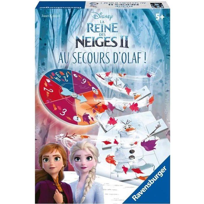 Au secours d'Olaf ! Disney La Reine des Neiges 2 - Ravensburger