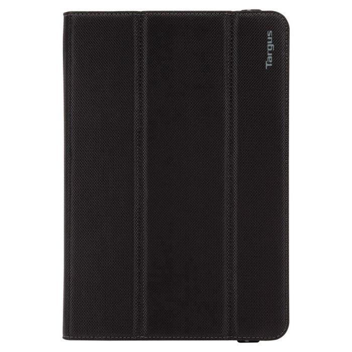 Etui universel Fit N Grip Targus thz58902eu rotatif ultra résistant pour tablette de 7 à 8 pouces noir