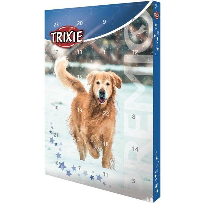 TRIXIE Calendrier de l'Avent Premio 24,5x37x3,5cm - Pour chien