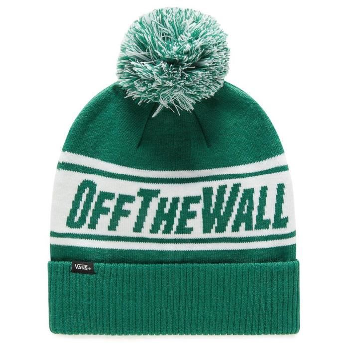 Bonnet Vans Off The Wall Pom Evergreen