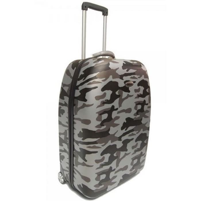 valise cabine trolley camouflage 21 litres camouflage achat vente valise bagage valise. Black Bedroom Furniture Sets. Home Design Ideas