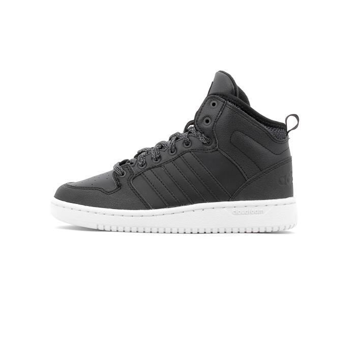 Baskets montantes Adidas Cloudfoam Hoops Mid Winter Homme qGXYkSjTK