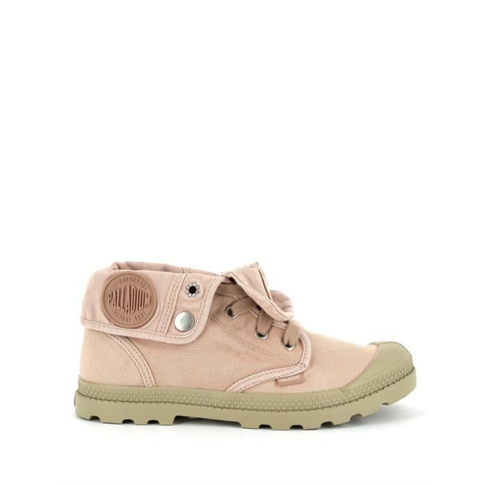 Baskets BAGGY LOW LP PALLADIUM Salmon-Pink-Putty