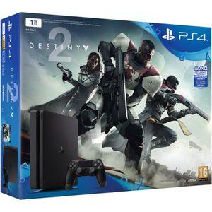 CONSOLE PS4 Nouvelle PS4 1 To + Destiny 2 Jeu PS4