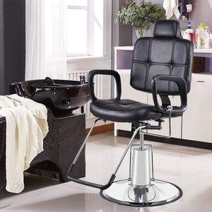 FAUTEUIL DE COIFFURE - BARBIER Fauteuil de coiffure fauteuil de barbier chaise de