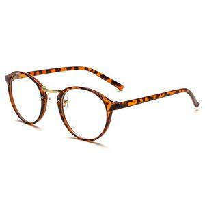 LUNETTES DE VUE Ronde optiques Monture de lunettes myopie cadre ey
