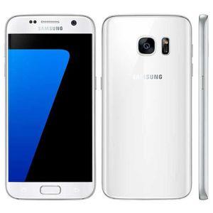 SMARTPHONE Blanc Samsung Galaxy S7 Edge G935F 32GB occasion d