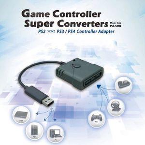 ADAPTATEUR MANETTE Brook PS2 à PS3 - PS4 - PC Adaptateur d'interface