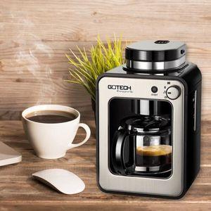 MACHINE À CAFÉ ss-Machine à café goutte à goutte américaine ménag