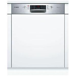LAVE-VAISSELLE Lave-vaisselle intégrable supersilence BOSCH SMI46