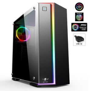 UNITÉ CENTRALE  Ordinateur Pc Gamer CLONE ONE AMD Ryzen 3 2200G -