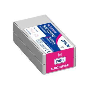 CARTOUCHE IMPRIMANTE EPSON Cartouche S020407 - Magenta - Pour TM-C3500