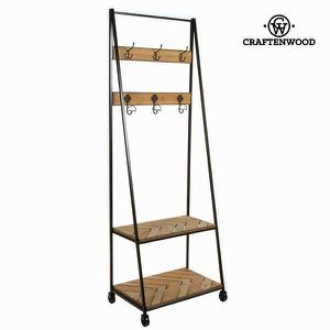 etagere patere achat vente etagere patere pas cher soldes cdiscount. Black Bedroom Furniture Sets. Home Design Ideas
