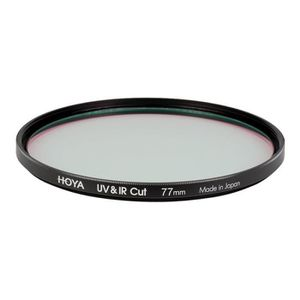 FILTRE PHOTO Hoya UV & IR Cut Filtre UV - infrarouge 62 mm