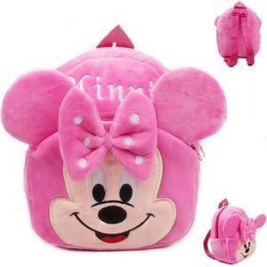 SAC À DOS Sac à dos pour enfants sac d'école Mickey & Minnie