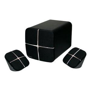 ENCEINTES ORDINATEUR MEDIACOM MediaSound DT420 - Système de haut-parleu