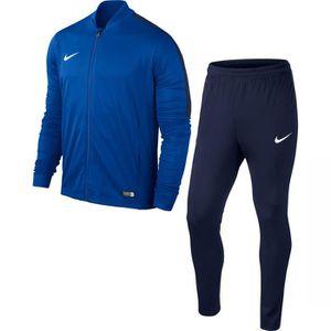 Ensemble de vêtements Survetement Nike Knit Academy  16 Bleu Royal taill