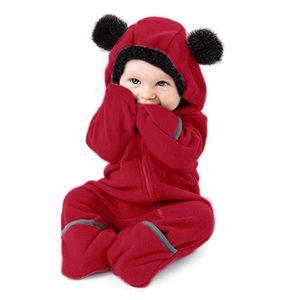 Ensemble de vêtements Bébé tout-petits bébé Filles Garçons Oreilles Cart