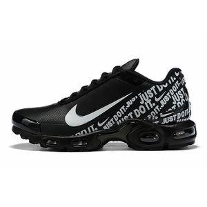 BASKET Nike Air Max Plus TN SE Chaussures De Course Noir