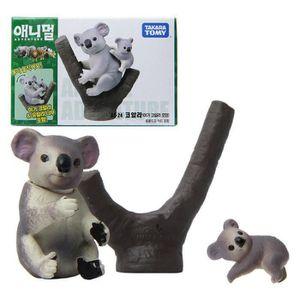 PIÈCE MONDE MINI Takara Tomy ANIA AS-24 Animal Koala Action Figure